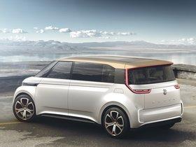 Ver foto 8 de Volkswagen BUDD-e Concept 2016