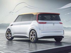 Ver foto 7 de Volkswagen BUDD-e Concept 2016