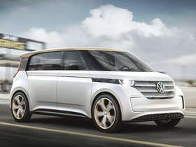 Ver foto 6 de Volkswagen BUDD-e Concept 2016