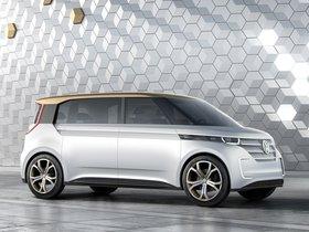 Ver foto 5 de Volkswagen BUDD-e Concept 2016