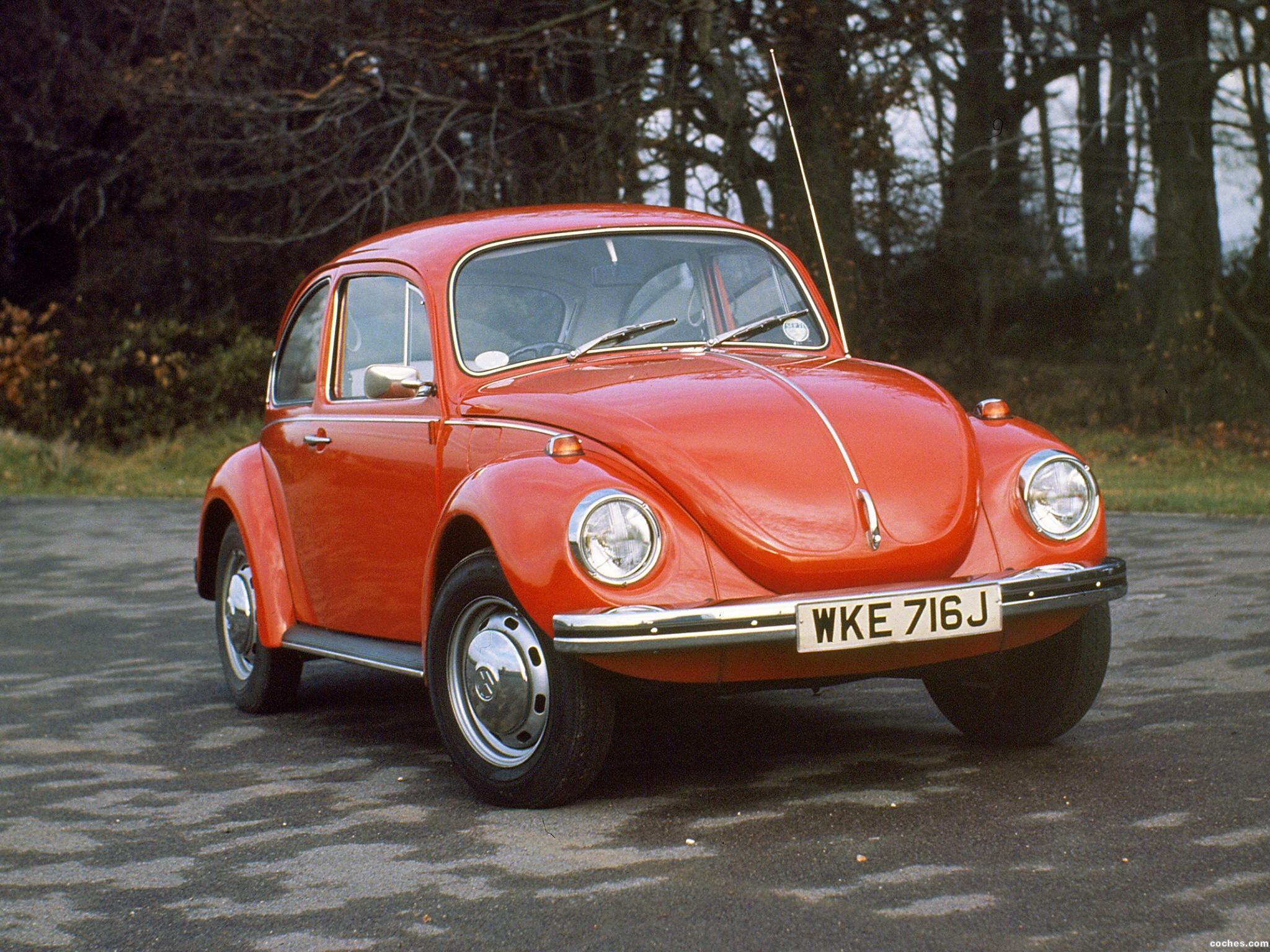 Foto 0 de Volkswagen Beetle 1938