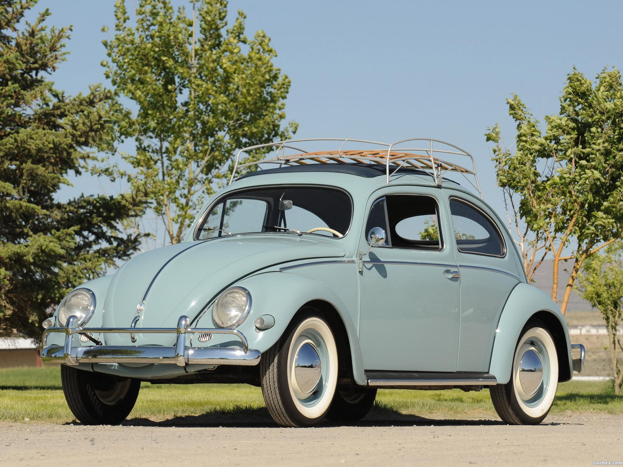 Foto 0 de Volkswagen Beetle 1953