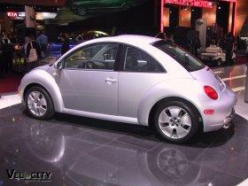 Ver foto 18 de Volkswagen New Beetle 1998