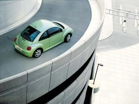 Ver foto 14 de Volkswagen New Beetle 1998