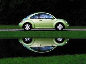Ver foto 13 de Volkswagen New Beetle 1998