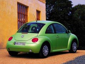 Ver foto 12 de Volkswagen New Beetle 1998