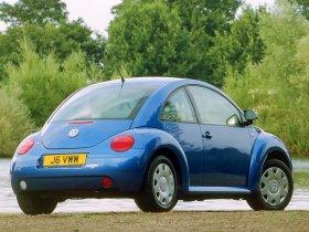 Ver foto 11 de Volkswagen New Beetle 1998