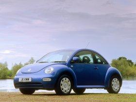Ver foto 10 de Volkswagen New Beetle 1998