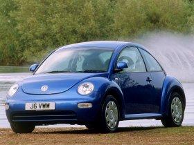 Ver foto 9 de Volkswagen New Beetle 1998