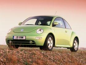 Ver foto 4 de Volkswagen New Beetle 1998