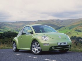 Fotos de Volkswagen New Beetle 1998