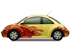 Ver foto 27 de Volkswagen New Beetle 1998