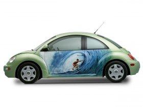 Ver foto 25 de Volkswagen New Beetle 1998