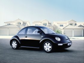 Ver foto 23 de Volkswagen New Beetle 1998