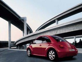 Ver foto 22 de Volkswagen New Beetle 1998