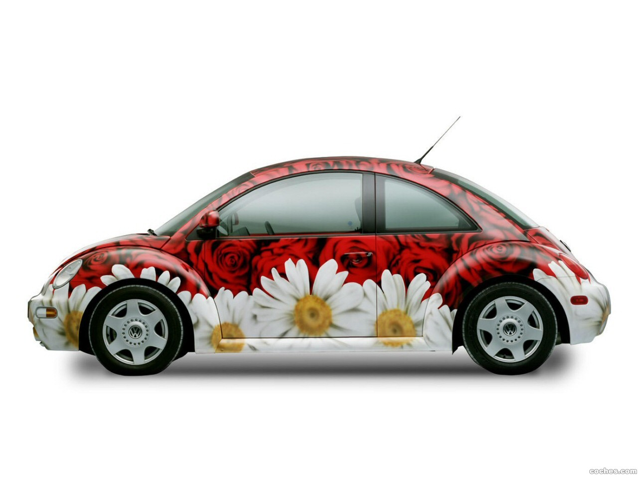 Foto 19 de Volkswagen New Beetle 1998
