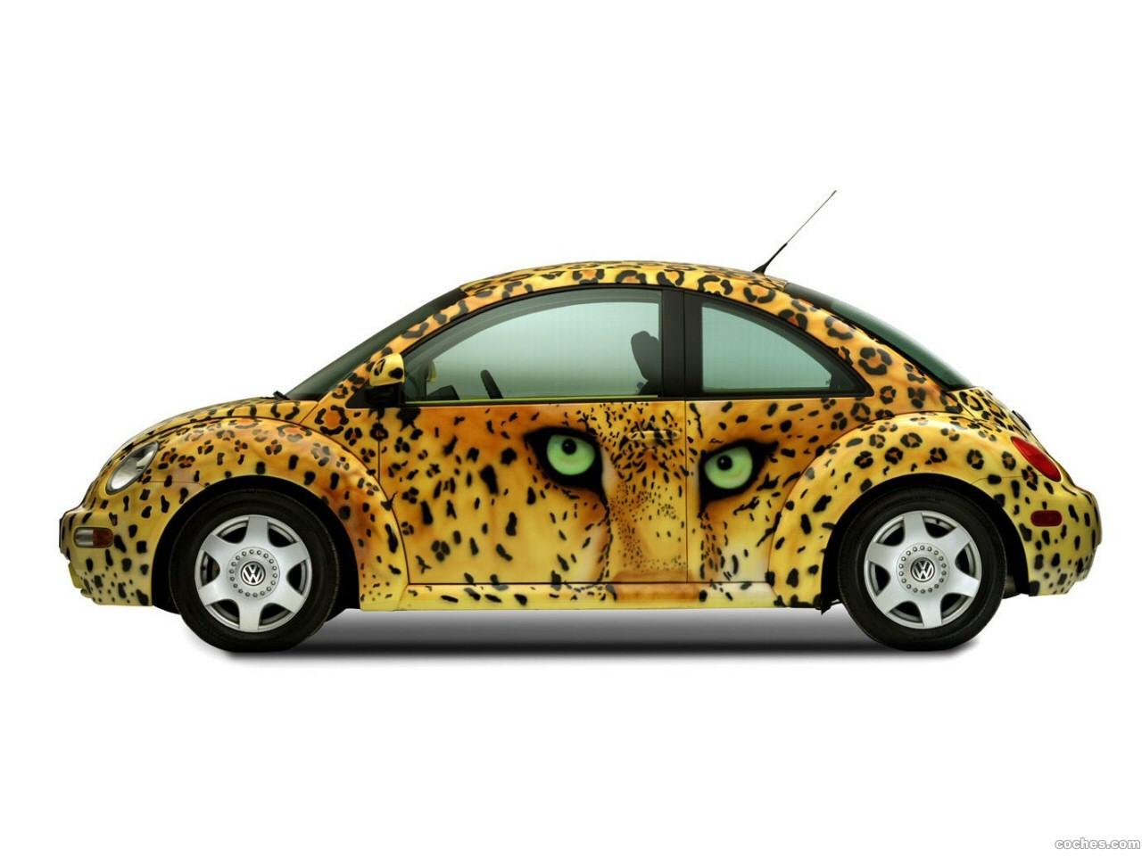 Foto 20 de Volkswagen New Beetle 1998
