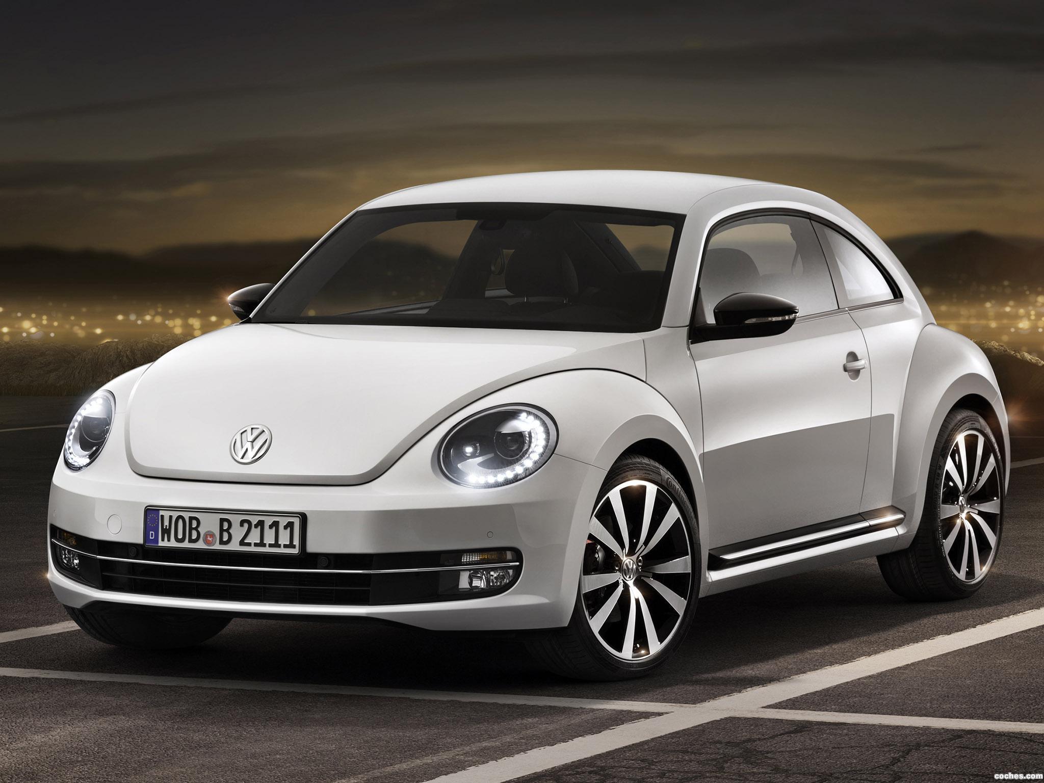 Foto 0 de Volkswagen Beetle 2011