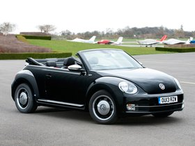 Fotos de Volkswagen Beetle 50s Edition UK 2013