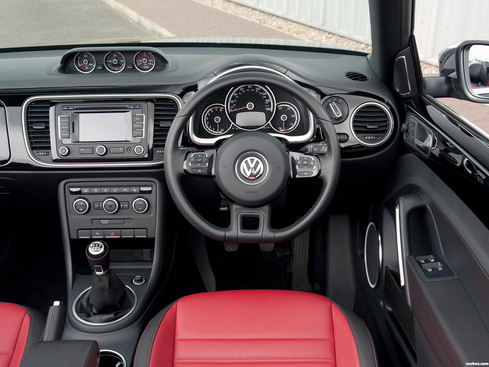 Foto 9 de Volkswagen Beetle 50s Edition UK 2013