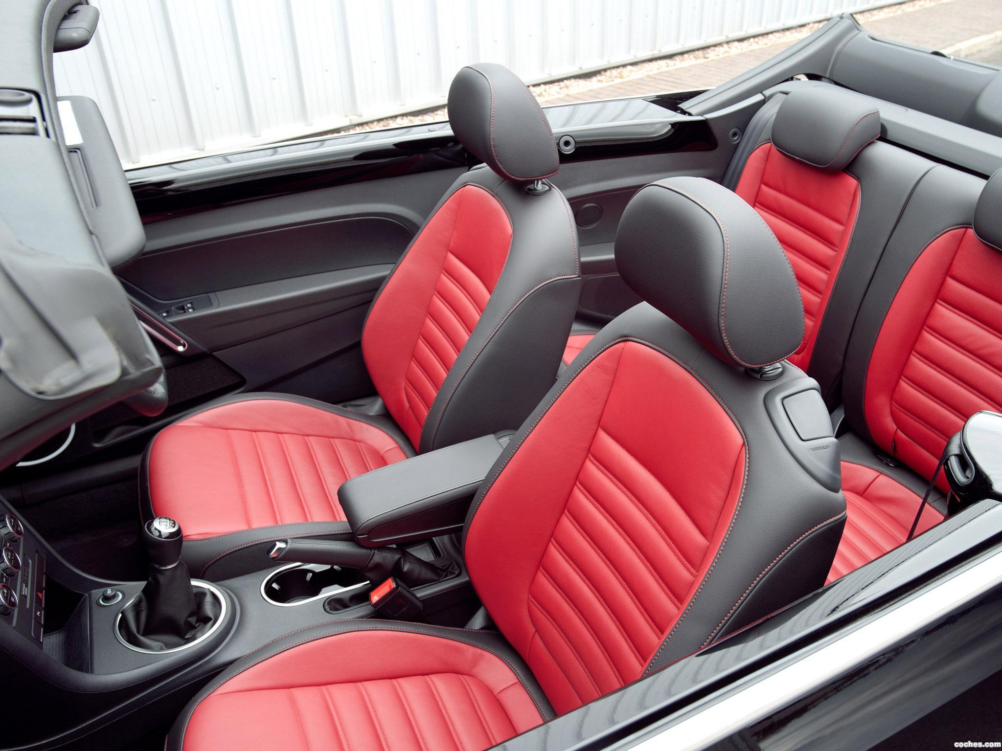 Foto 8 de Volkswagen Beetle 50s Edition UK 2013