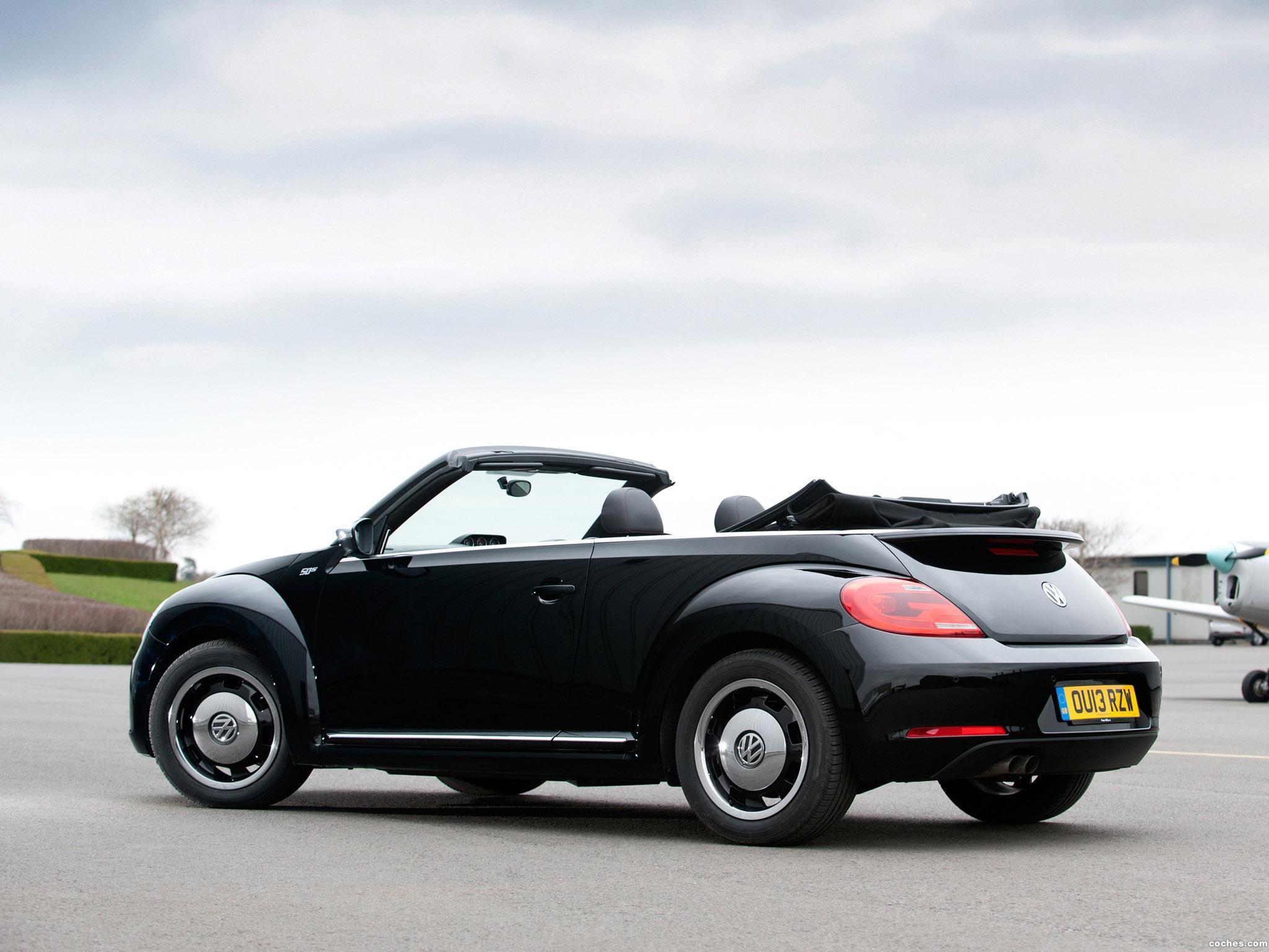 Foto 7 de Volkswagen Beetle 50s Edition UK 2013