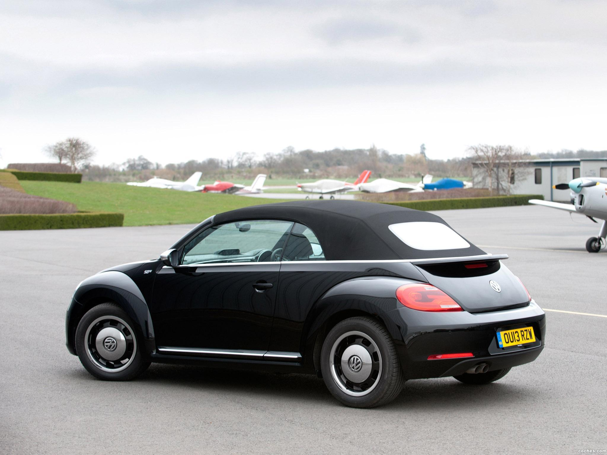 Foto 6 de Volkswagen Beetle 50s Edition UK 2013