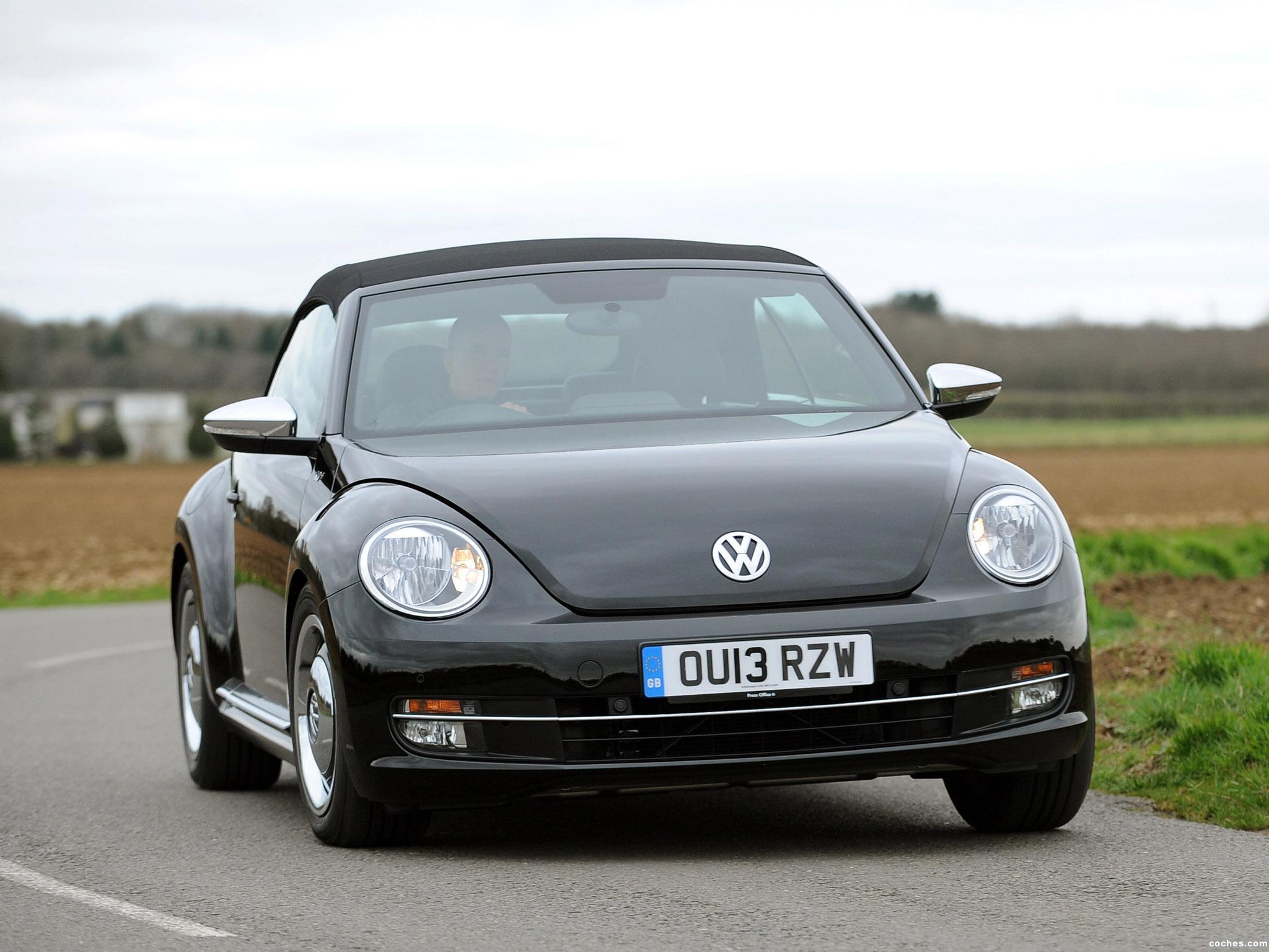 Foto 5 de Volkswagen Beetle 50s Edition UK 2013