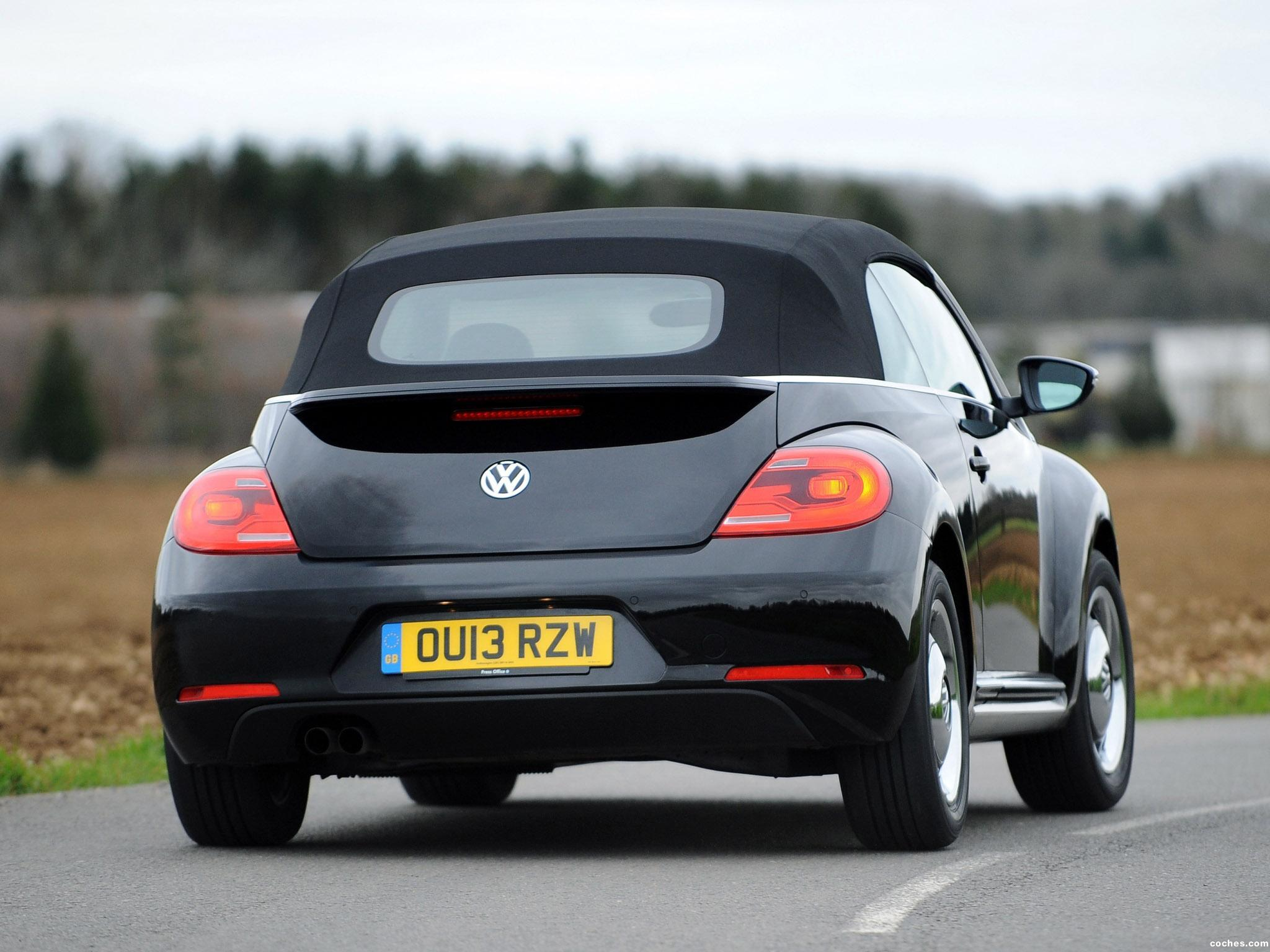Foto 3 de Volkswagen Beetle 50s Edition UK 2013