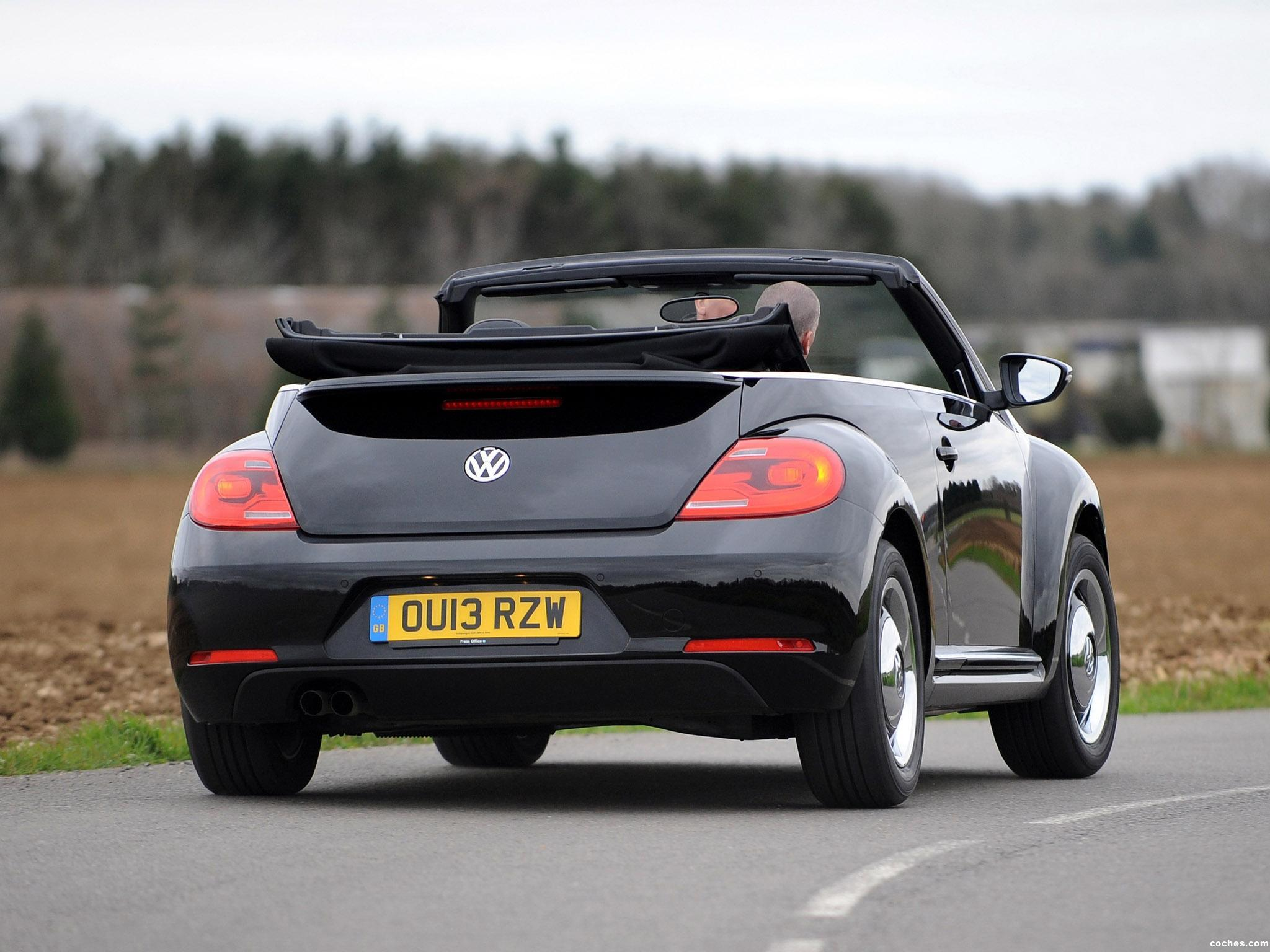 Foto 1 de Volkswagen Beetle 50s Edition UK 2013
