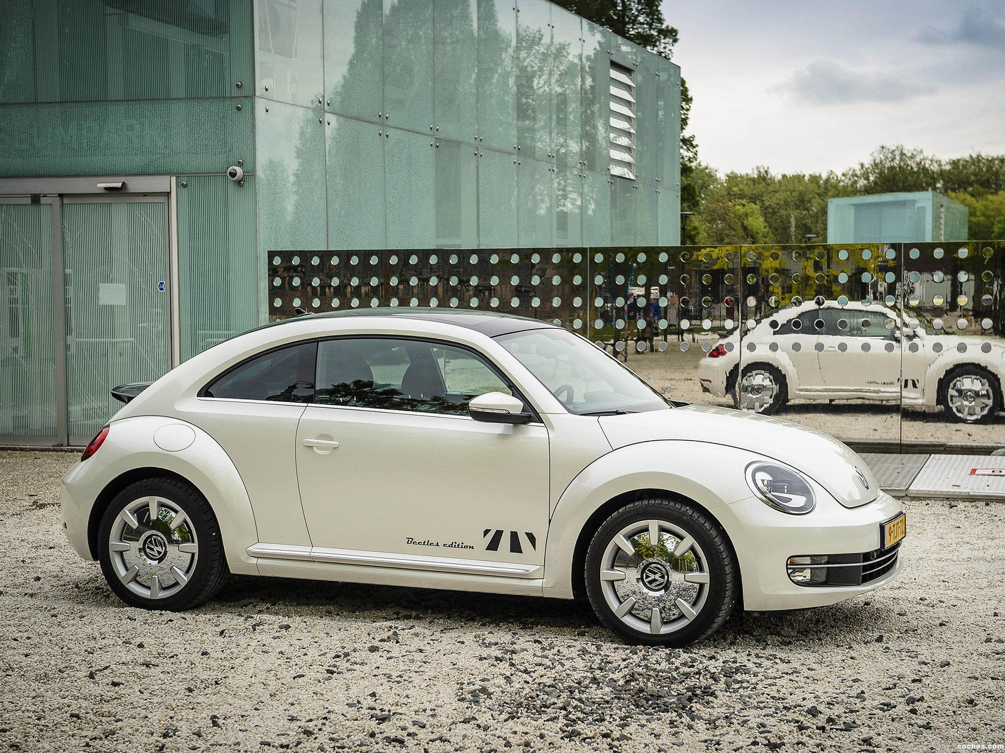 Foto 0 de Volkswagen Beetle Beetles Edition 2014