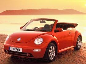 Ver foto 4 de Volkswagen New Beetle Cabrio 2000