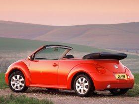 Ver foto 3 de Volkswagen New Beetle Cabrio 2000