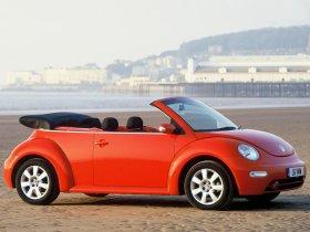 Fotos de Volkswagen New Beetle Cabrio 2000