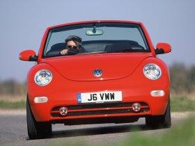 Ver foto 10 de Volkswagen New Beetle Cabrio 2000