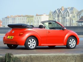 Ver foto 5 de Volkswagen New Beetle Cabrio 2000
