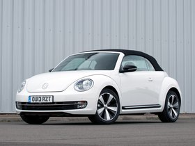 Ver foto 4 de Volkswagen Beetle Cabrio 60s Edition UK 2013