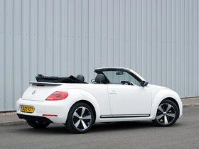 Ver foto 3 de Volkswagen Beetle Cabrio 60s Edition UK 2013