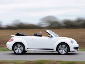 Ver foto 11 de Volkswagen Beetle Cabrio 60s Edition UK 2013