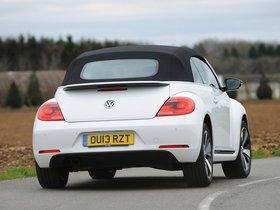 Ver foto 9 de Volkswagen Beetle Cabrio 60s Edition UK 2013