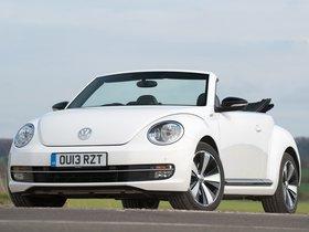 Ver foto 8 de Volkswagen Beetle Cabrio 60s Edition UK 2013
