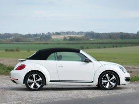 Ver foto 7 de Volkswagen Beetle Cabrio 60s Edition UK 2013