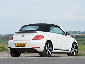 Ver foto 6 de Volkswagen Beetle Cabrio 60s Edition UK 2013