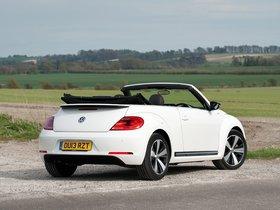 Ver foto 5 de Volkswagen Beetle Cabrio 60s Edition UK 2013