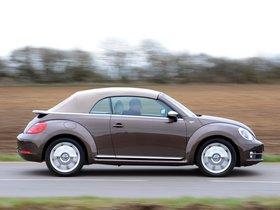 Ver foto 5 de Volkswagen Beetle Cabrio 70s Edition UK 2013