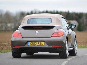 Ver foto 4 de Volkswagen Beetle Cabrio 70s Edition UK 2013