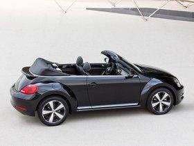 Ver foto 2 de Volkswagen Beetle Cabrio Exclusive 2012