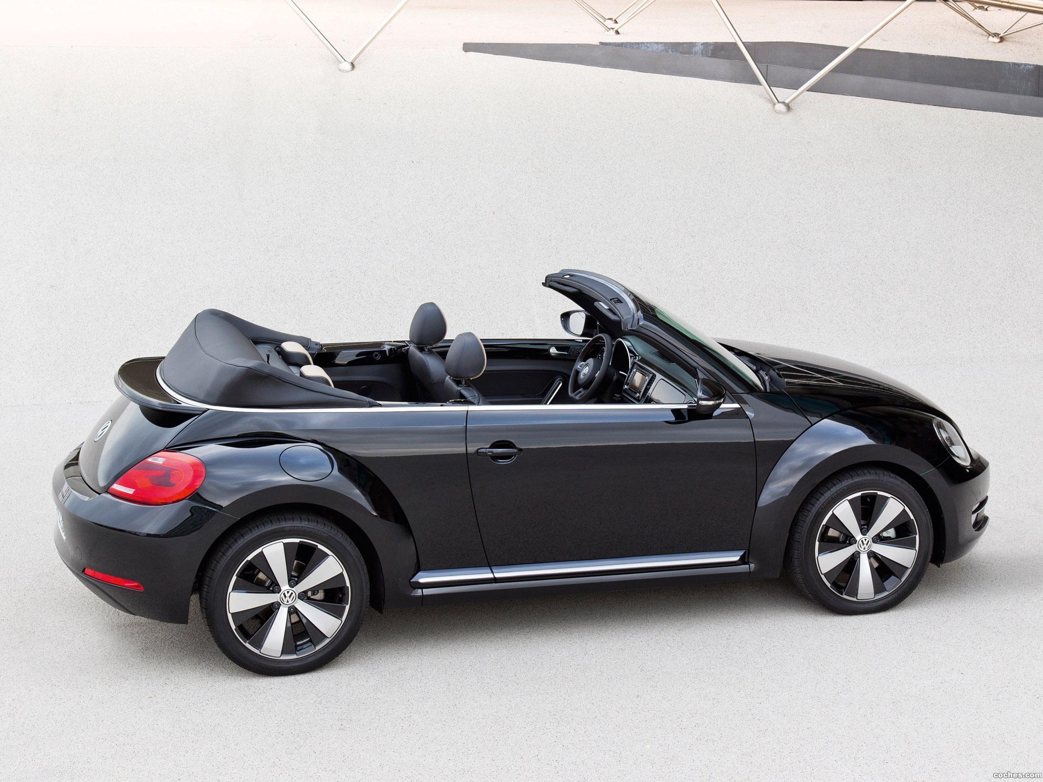 Foto 1 de Volkswagen Beetle Cabrio Exclusive 2012