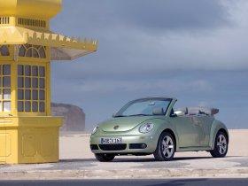 Ver foto 7 de Volkswagen New Beetle Cabrio 2006