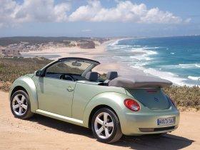 Ver foto 2 de Volkswagen New Beetle Cabrio 2006
